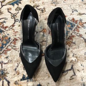 Zara Basic Collection Black Pumps